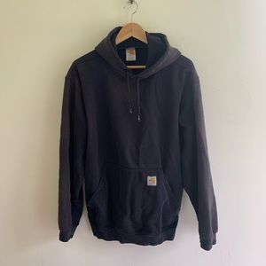 Vintage ultra distressed carhartt sweatshirt